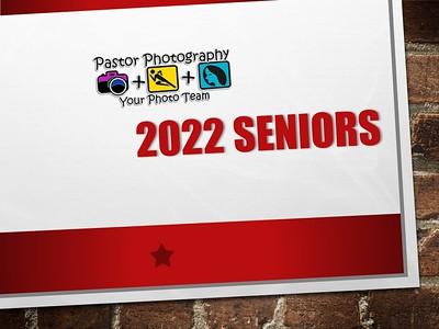 2021-2022 Seniors