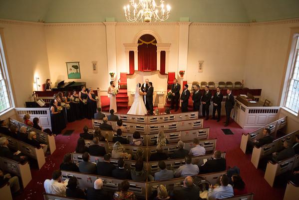 Pre-Ceremony Candids & Ceremony