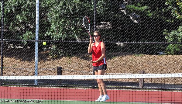 Girls Tennis Varsity