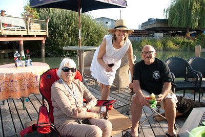 Ladner Reach Dock Party 2015