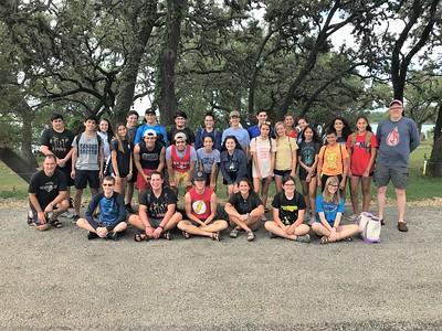 Freshman Fellowship Camp 2019