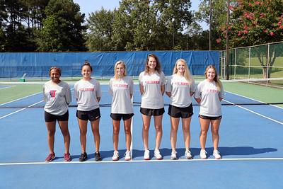 2020 Women's Tennis