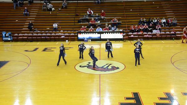 Central Catholic Dance Team