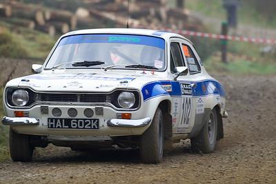Roger Albert Clarke Rally 2007