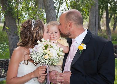 Ashley & Sam Wedding