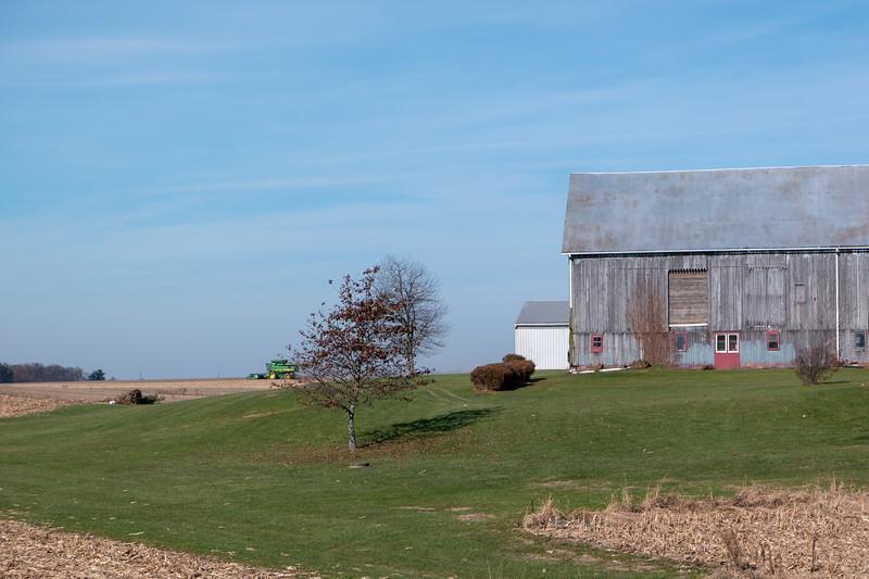 Wooster Ohio Barn