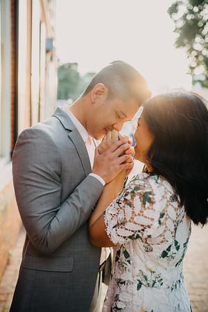Mary + Joel | Engaged