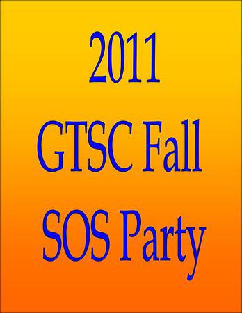 2011 GTSC Fall SOS Party
