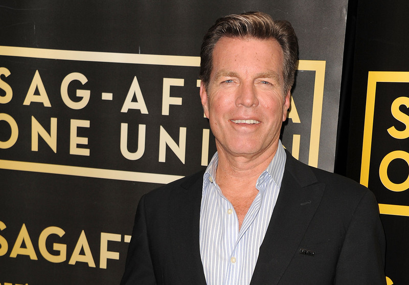 ". Actor Peter Bergman attends the 40 years of ""The Young and The Restless\"" celebration presented by SAG-AFTRA at SAG-AFTRA on June 4, 2013 in Los Angeles, California.  (Photo by Angela Weiss/Getty Images)"