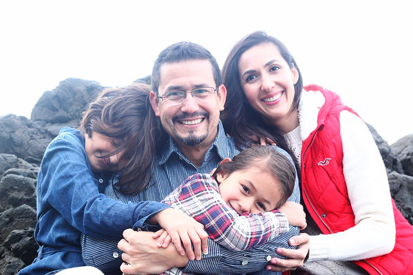 Francis, Sergio, Sienna & Malena
