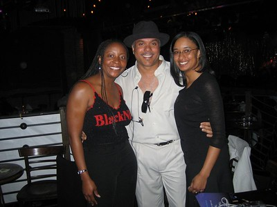 Howard Hewett & Cluess @ The Conga Room