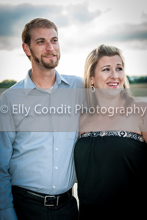 Kristin and Justin photo session 2014