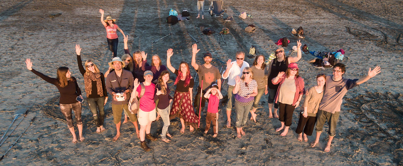 San Diego Group Art 2-12-17