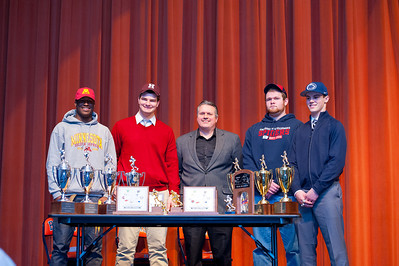 Briar Woods Signing Day -- 02/06/2014