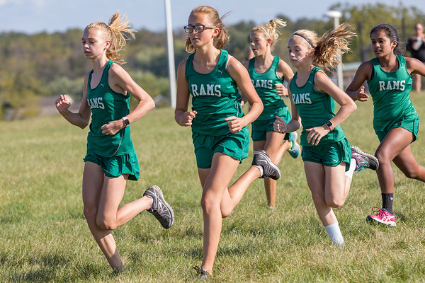 2017-09-20 | CDMS Cross Country | Central Dauphin vs. Lower Dauphin