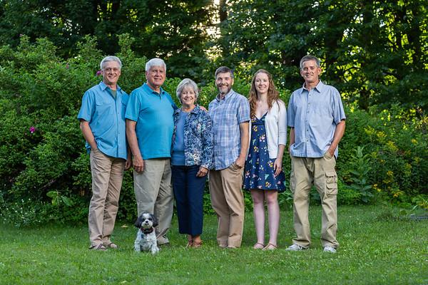 Van Lanen Family