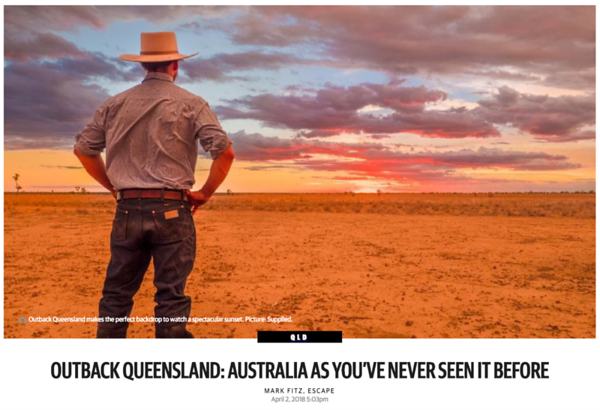 Outback Queensland: Australia As You've Never Seen It Before