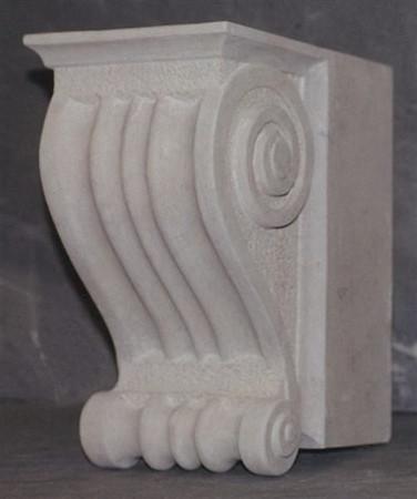 Carved Limestone