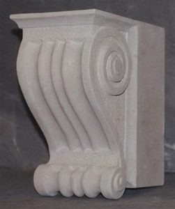 Carved Limestone