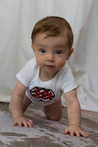 20 Cooper's 10 month pictures (July 28)