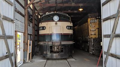 NSE Chicago 2019 Illinois Railway Museum