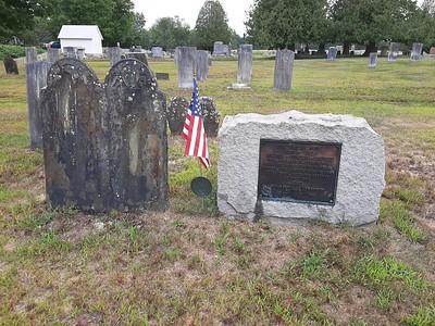 Timothy  Bedel Grave