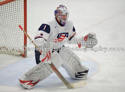 3/19/2010 - USHL - U18 vs Chicago Steel