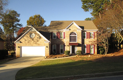 Hillbrooke Johns Creek GA Homes