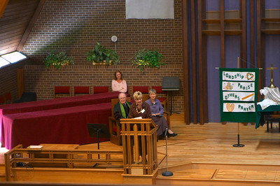 Mountain View UMC 11-07-2004 Dr. Vickery Preach