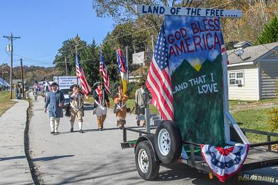 Veterans Day Parade & County Fair 11-9-19