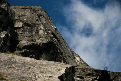 Hatcher Pass Climbing 08/20/09
