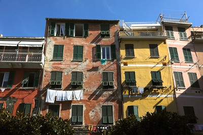 Monterosso and Cinque Terre Italy