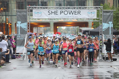 2019 SHE Power Indianapolis Start
