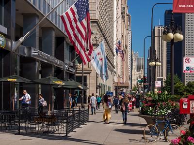 Chicago & Evanston, 2012