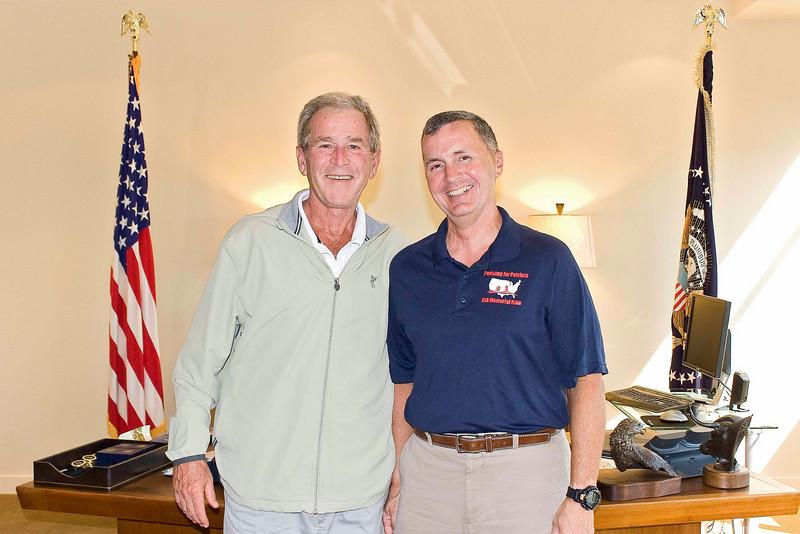 Rob with Pres. Bush.jpg