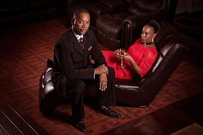 Don & Terrin Sledge - Red Oak, Texas Homes Photoshoot