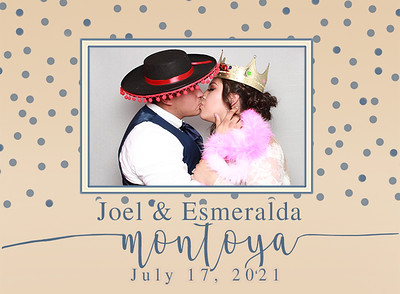 Joel & Esmeralda Montoya 2021