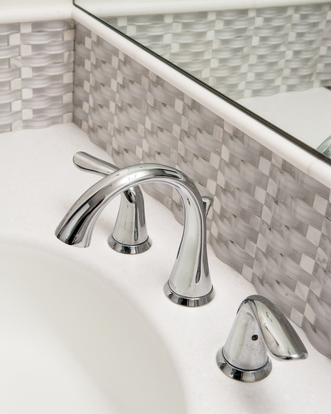 Hall Bath Detail