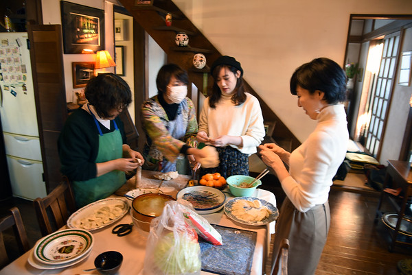 MORIYA PARTY - 1 January 2017