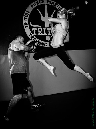 Explosive power, fitness and fighting images for my client Triton MMA