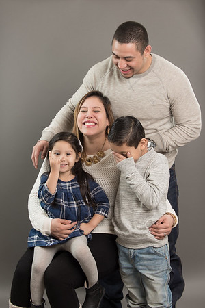 Canizales Family Portraits 2015