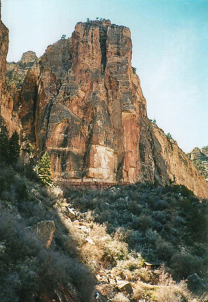 Canyon Trail View