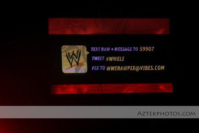 12/28/12 WWE Raw Holiday Tour