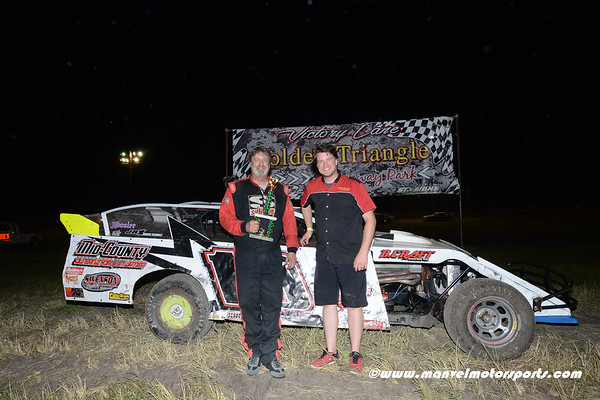 Golden Triangle Raceway Park 14 July 2018