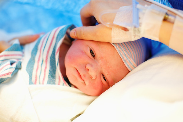 Isaiah Nicola Van Essen - First Day of Life