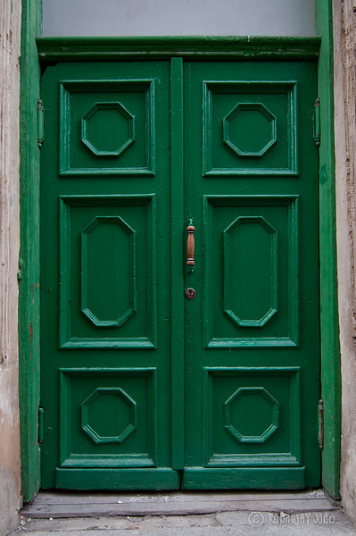 Doors at Tallinn, Estonia