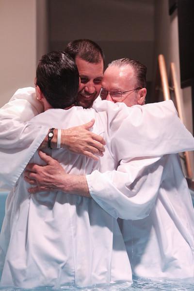 2013 Henwood Baptism