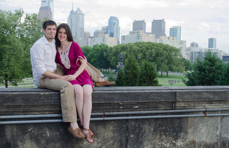 Cory & Megan Engagement
