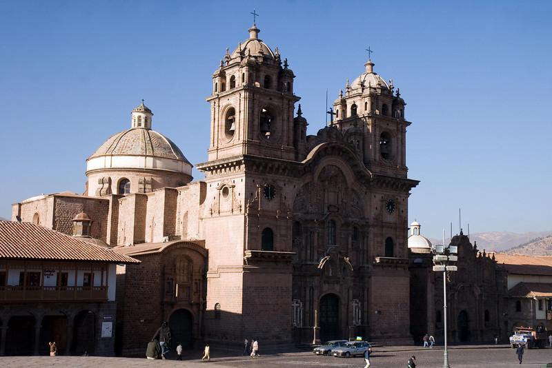 Cusco, Peru - La Compania de Jesus (2008-07-07).psd