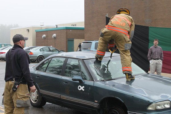 Fatal Reality DUI Accident Demonstration